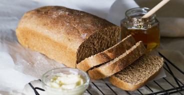 Image for Grandma Peggy's Honey Whole Wheat Bread