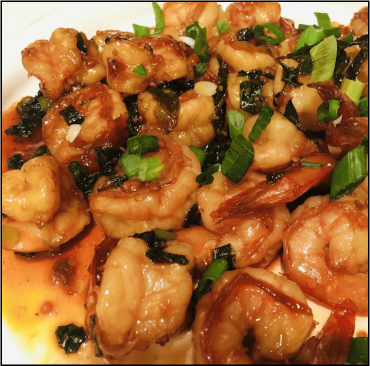 Image for Quick & Easy Honey Garlic Shrimp