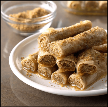 Image for Honey Cinnamon Roll Ups
