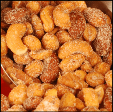 Image for Honey Roasted Mixed Nuts
