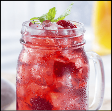 Image for Honey Raspberry Sweet Tea
